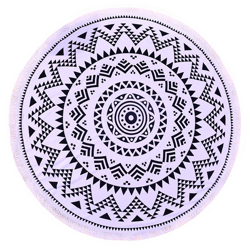 Multi Purpose Round Towels
