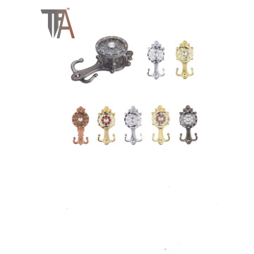Популярный дизайн Хорошее качество для украшения занавески крючка