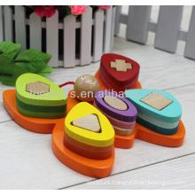Madera mariposa forma clasificador niños juguetes educativos
