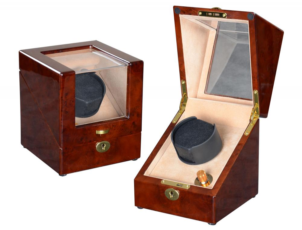 Ww 8096 Wooden Single Rotor Watch Winder