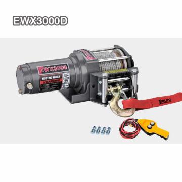 Atv Electric Winch 3000 libras