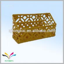 Proveedor de China propia fábrica de polvo amarillo recubierto suministros de oficina titular pluma