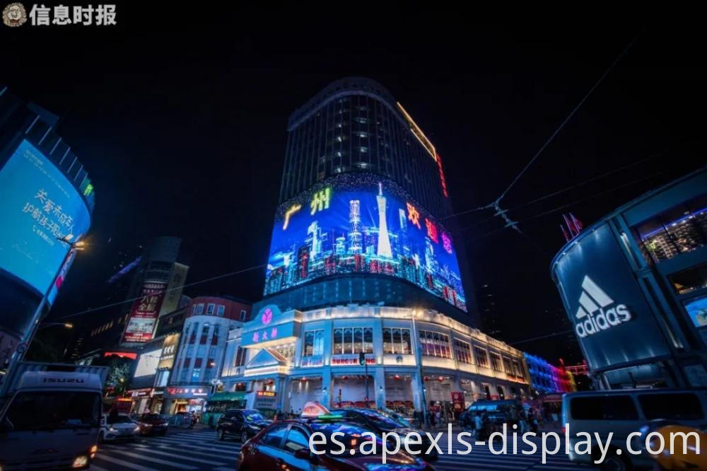 3d Outdoor Led Display 2