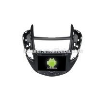 DVD del coche android 4.4.2 con gps, Bluetooth, DVR, AIRPLAY, juegos, zona dual, control del volante para Chevrolet TRAX 2014