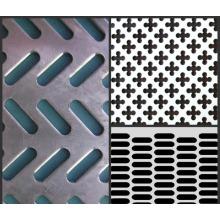 Grille de sécurité Perf-O Grip / Grille de planche métallique perforée