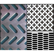 Perf-O Grip Safety Grating/Perforated Metal Plank Grating