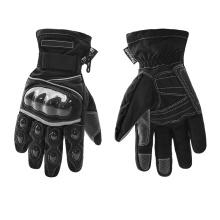 Manguito longo Luvas de moto personalizadas Moto Motor Bike Gloves Motocicleta Custom Motocross Luvas