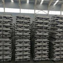 High Purity Aluminum Ingot Aluminum Ingot A7 with Cheap Price Hot Sell