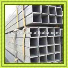 Warmgewalztes, galvanisiertes rechteckiges Stahlrohr