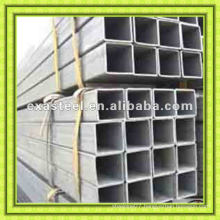 hot-rolled galvanized rectangular steel tube