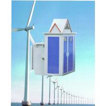 Wind Power Transformer with a Modular