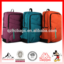 New Design Polyester Backpack Outdoor Funny School Backpacks