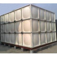 Novo Tipo de Tanque de Água SMC