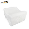 Comfortable Memory Cotton Side Sleepers Knee Pillow