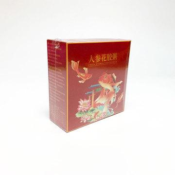 Custom tonic packaging box