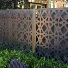 Decorative Metal Screen Panels Privacy Screen
