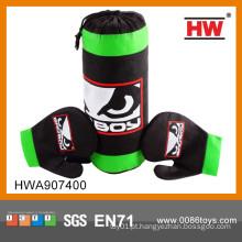 Hot Sale crianças equipamento de esporte set boxe