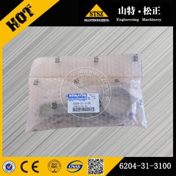 Komatsu pièces d'origine bielle PC60-7 6204-31-3100
