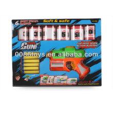 Brinquedos Soft Bullet Gun