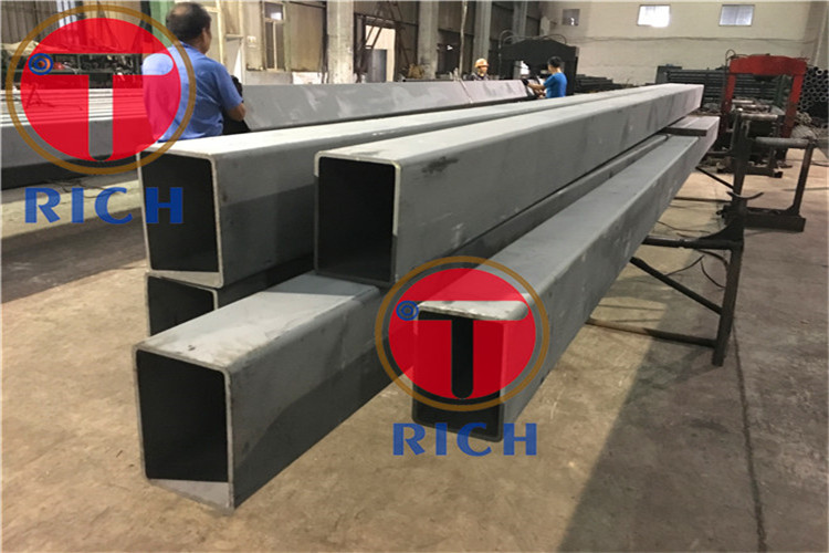 seamless carbon steel tubing