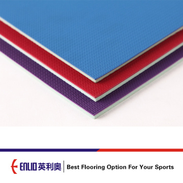 ITTF Menyetujui Table Tennis Flooring