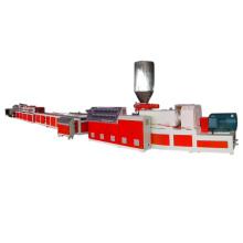 PVC-TÜR 2014, DAS MASCHINE / WPC-HOHLPLATTEN-MASCHINE herstellt