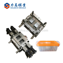 High quality plastic injection mould for plastic container