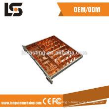 Части заливки формы давления OEM машина/алюминиевая часть заливки формы для связи подкладывают оборудования