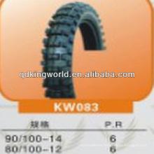 90/100-14 Rear Motorcycle Tire