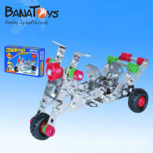 909050516-Kid vehicle metal motorcycle assemble toy