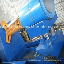 10t Automaticamente Máquina Decoiler para bobina