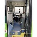 Ônibus urbano elétrico de 8,5 metros com 30 assentos