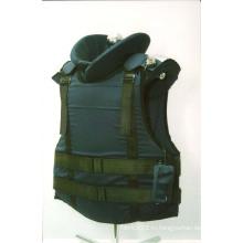NIJ Iiia флотационных UHMWPE пуленепробиваемый жилет для военных