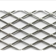 Pantalla de seguridad de tela de malla de aluminio rollo de metal