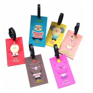 Custom Journey Luggage Tags