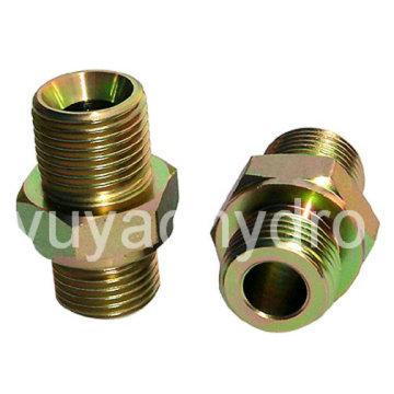Raccords de tuyaux hydrauliques à filetage de 60 ° Cone Bsp (BSP5200)