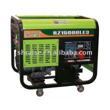 Geradores a diesel refrigerados por ar portátil