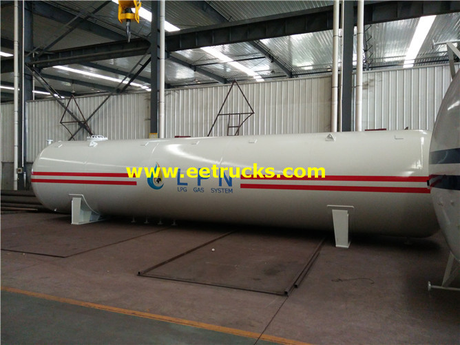 Propane Aboveground Storage Vessel