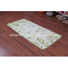 Visón de Raschel decoración alfombra lanuda (NMQ-CPT011)