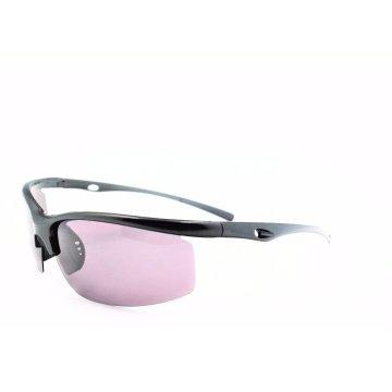 FDA Ce сертифицированные полу-безразмерные солнцезащитные очки для спорта с поляризованными объективами-16304