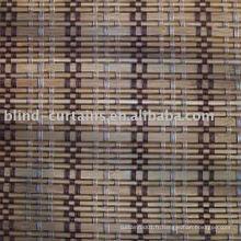 Fenêtre en bambou