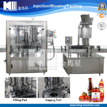 Automatic Tomato Sauce / Ketchup Filling Machine / Equipment