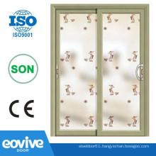 Hot sale pictures aluminum window and door