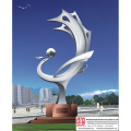 Outdoor Famous Stainless Steel Sculpture