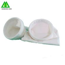 Sac filtrant PTFE haute température pour collecteur de poussière