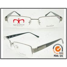 Metal Eyewear for Unisex Fashionable Hot Selling Reading Glasses (WRM410006)