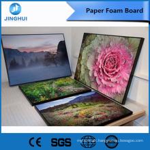 Sound insulation aluminum foam board For Exhibition
