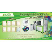 China fabricante Botella de plástico automático Cap de moldeo por compresión de la máquina