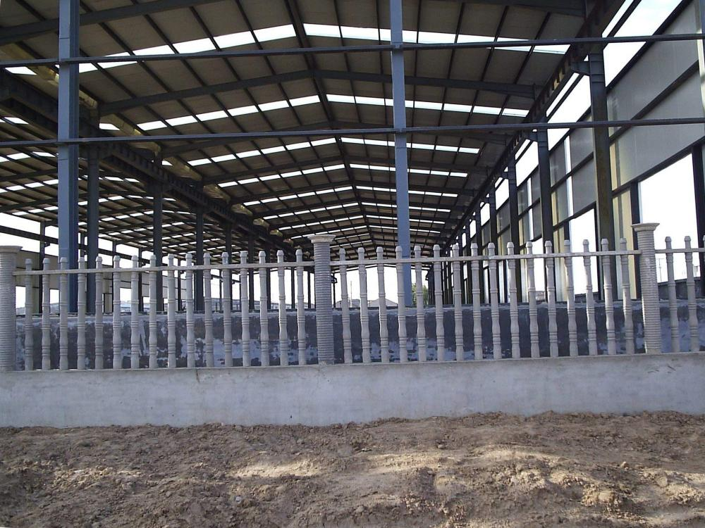 Steel Structure Frame Shed