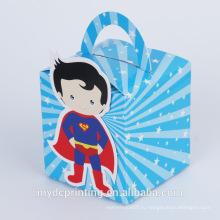 Напечатанная таможней коробка упаковки еды мультфильм торт бумажная коробка